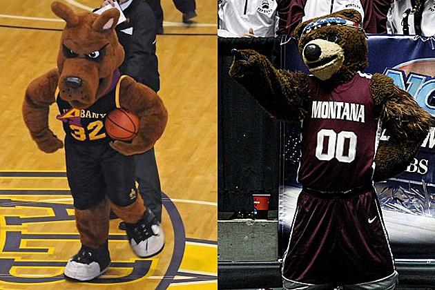 Montana Grizzlie's Mascot Monte Wins GuySpeed's Mascot Of