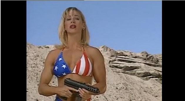 Hot Babes And Guns