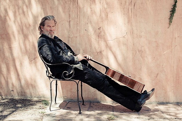 Jeff Bridges on Facebook