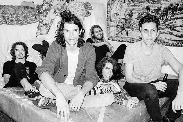 Press Photo, Grouplove
