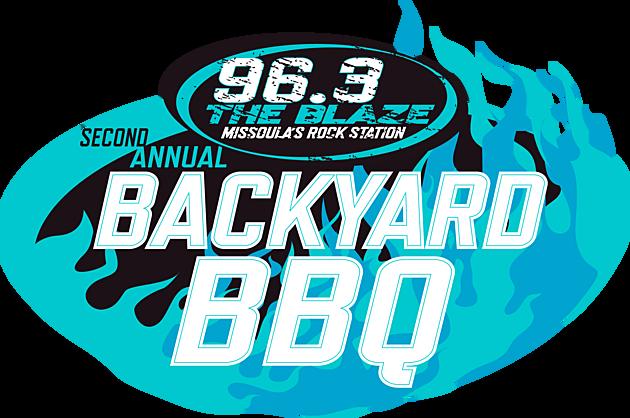 2nd Annual Backyard BBQ