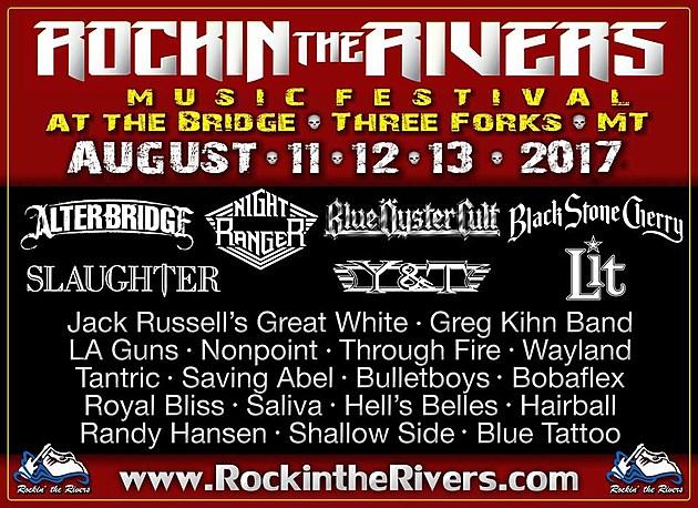 Rockin' The Rivers