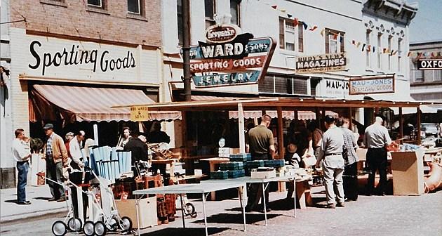 Bob Ward's on Higgins Avenue, circa late 1960's