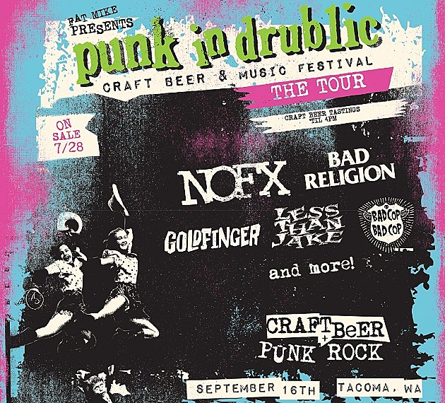 nofx promotional poster