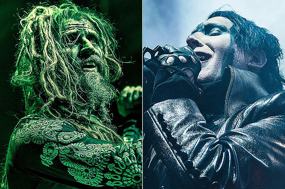 'Twins of Evil' - Marilyn Manson and Rob Zombie - Tour Coming to Winnipeg