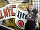 Elle King Celebrates With Fans And Games At The Miller Lite Beer Hall, Created By MAC Presents, At Governors Ball